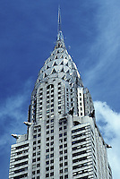 New York: Chrysler Building--zoom. Photo '91.