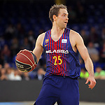 League ACB-ENDESA 2017/2018 - Game: 27.<br /> FC Barcelona Lassa vs Real Betis Energia Plus: 121-56.<br /> Petteri Koponen.