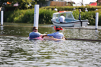 Henley Royal Regatta 2018 - Wednesday<br /> <br /> To purchase this photo, or to see pricing information for Prints and Downloads, click the blue 'Add to Cart' button at the top-right of the page.