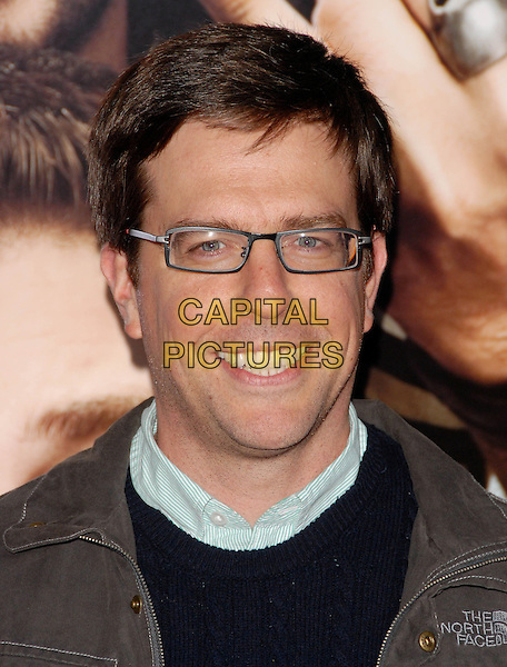 ED HELMS.L.A. Premiere of Get Him to The Greek held at The Greek Theatre in Los Feliz, California, USA..May 25th, 2010        .headshot portrait black glasses .CAP/RKE/DVS.©DVS/RockinExposures/Capital Pictures.