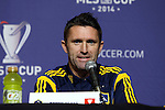 2014.12.05 MLS Cup 2014 Press Conference
