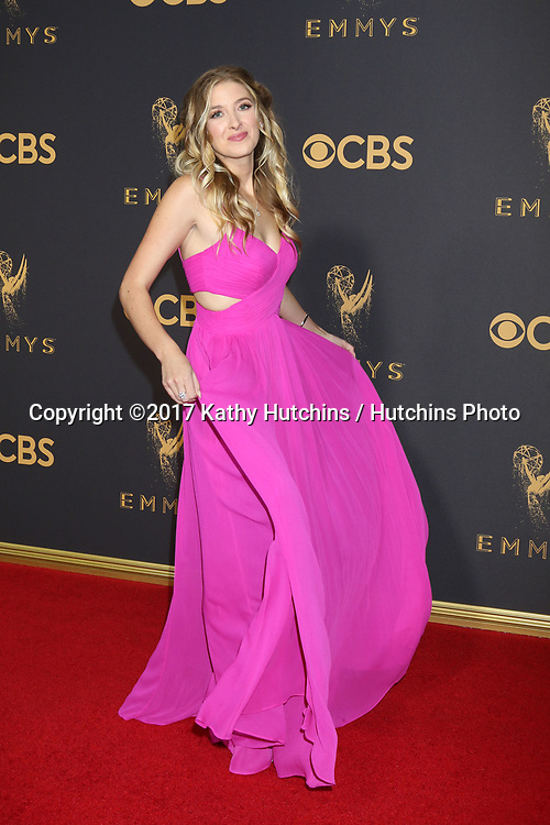 LOS ANGELES - SEP 17:  Leanne Aguilera at the 69th Primetime Emmy Awards - Arrivals at the Microsoft Theater on September 17, 2017 in Los Angeles, CA