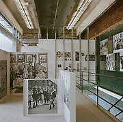 First permanent home of Garage Museum of Contemporary Art, Gorky Park, Moscow. 2015