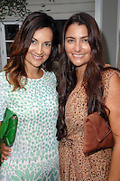 Nina Takesh, Natalie Martin==<br /> LAXART 5th Annual Garden Party Presented by Tory Burch==<br /> Private Residence, Beverly Hills, CA==<br /> August 3, 2014==<br /> ©LAXART==<br /> Photo: DAVID CROTTY/Laxart.com==