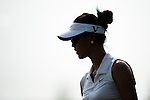 CHON BURI, THAILAND - FEBRUARY 16:  Michelle Wie of USA walks off the 17th green during day one of the LPGA Thailand at Siam Country Club on February 16, 2012 in Chon Buri, Thailand.  Photo by Victor Fraile / The Power of Sport Images