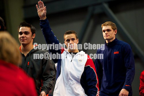 Gymnastics, Artistic, Las Vegas Sports Center, Men's Winter Cup