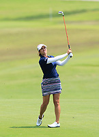 Marina Alex (USA) in action on the 9th during Round 3 of the HSBC Womens Champions 2018 at Sentosa Golf Club on the Saturday 3rd March 2018.<br /> Picture:  Thos Caffrey / www.golffile.ie<br /> <br /> All photo usage must carry mandatory copyright credit (&copy; Golffile   Thos Caffrey)