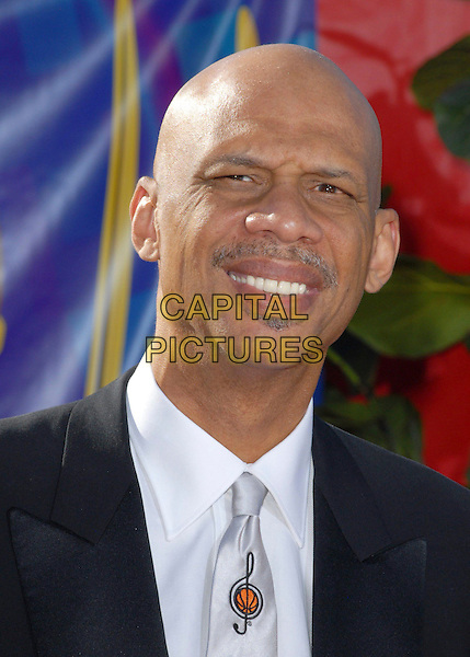 KAREEM ABDUL-JABBAR.58th Annual Primetime Emmy Awards held at the Shrine Auditorium, Los Angeles, California, USA..August 27th, 2006.Ref: ADM/CH.headshot portrait.www.capitalpictures.com.sales@capitalpictures.com.©Charles Harris/AdMedia/Capital Pictures.