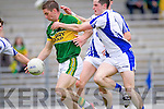 Marc Ó Sé goes for goal against Waterford last Saturday in Fitzgerald Stadium for the Munster GAA football championship