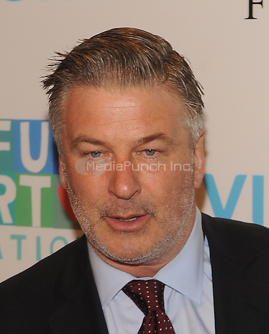 New York,NY-May 29: Alec Baldwin Attends Mariska Hargitayís Joyful Heart Foundation 10th anniversary  in New York City on May 29, 2014. Credit: John Palmer/MediaPunch