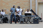 Bruce Henry and his band played the second of ten concerts from the George Franklin Memorial Concert Series this Sunday at Nichols Park.