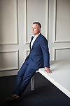David Olsen, who oversees the beauty division of Net-A-Porter.  He works at the retailer's U.S. headquarters on lower Fifth Avenue.<br /> <br /> <br /> Danny Ghitis for The New York Times
