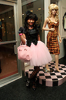 LOS ANGELES - AUG 3: Yuki Tsukihana at the opening of the 'Pinup Girl Boutique' on August 3, 2012 in Burbank, California
