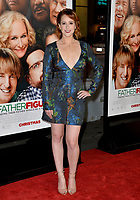 Sarah Skeist at the world premiere of &quot;Father Figures&quot; at the TCL Chinese Theatre, Hollywood, USA 13 Dec. 2017<br /> Picture: Paul Smith/Featureflash/SilverHub 0208 004 5359 sales@silverhubmedia.com