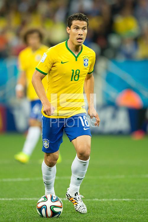 Hernanes of Brazil