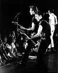 The Clash 1980.© Chris Walter.