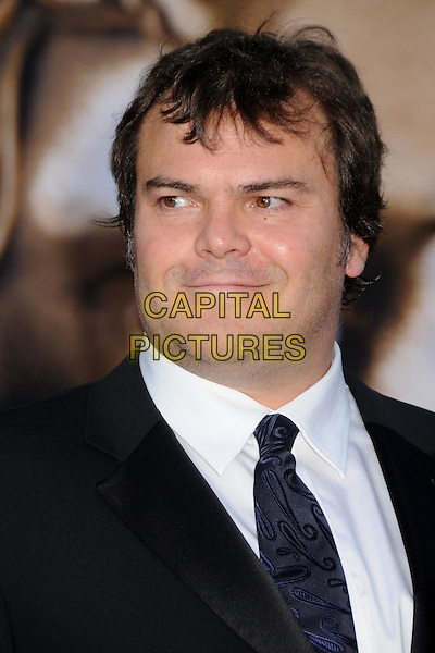 Jack Black .BAFTA Brits to Watch Event held at the Belasco Theatre, Los Angeles, California, USA, 9th July 2011..portrait headshot black suit white tie .CAP/ADM/BP.©Byron Purvis/AdMedia/Capital Pictures.