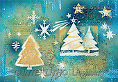 Isabella, CHRISTMAS SYMBOLS, corporate, paintings, trees, stars(ITKE501852,#XX#) Symbole, Weihnachten, Geschäft, símbolos, Navidad, corporativos, illustrations, pinturas