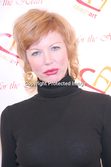 Cynthia Basinet<br />&ldquo;Art for the Heart&rdquo;, Auction to benefit CoachArt<br />Christie&rsquo;s<br />Beverly Hills, CA, USA<br />Thursday, November 04th, 2004<br />Photo By Celebrityvibe.com/Photovibe.com, <br />New York, USA, Phone 212 410 5354, <br />email:sales@celebrityvibe.com