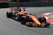 May 28th 2017, Monaco; F1 Grand Prix of Monaco Race Day;  Jenson Button - McLaren Honda MCL32