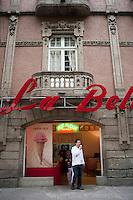 La Bella Italia, Colonia Roma, Mexico DF.