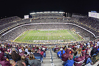 General view of the Kyle Field during an NCAA football game, Thursday, November 27, 2014 in College Station, Tex. LSU defeated Texas A&M 23-17. (Mo Khursheed/TFV Media via AP Images)