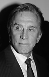 Kirk Douglas aattending a Gala at Lincoln Center on February 1, 1989 in New York City.