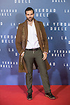 Angel Caballero attends `La verdad duele´ (Concussion) film premiere at Callao cinema in Madrid, Spain. January 27, 2015. (ALTERPHOTOS/Victor Blanco)