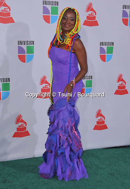 Lucrezia  - 11th Latin Grammy Awards at the Mandalay Bay Hotel in Las Vegas.