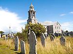 Georgian architecture of Saint George church, Isle of Portland, Dorset, England, UK