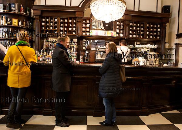 Caffè Milano, via Dante