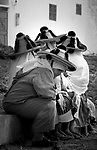 Berber women of the Rif mountains. Morocco.