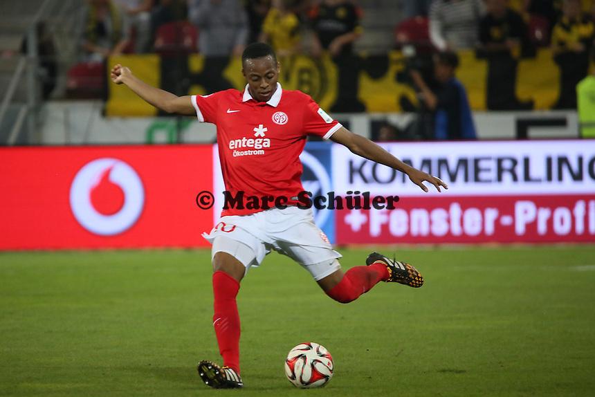 Junior Diaz (Mainz) - 1. FSV Mainz 05 vs. Borussia Dortmund, Coface Arena