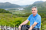 Ray O'Shea owner of Ladies View Industries which will be affected by the closure of the Road works on the Torc Waterfall car park to Dinis Cottage cap park resulting in the road closing for two weeks