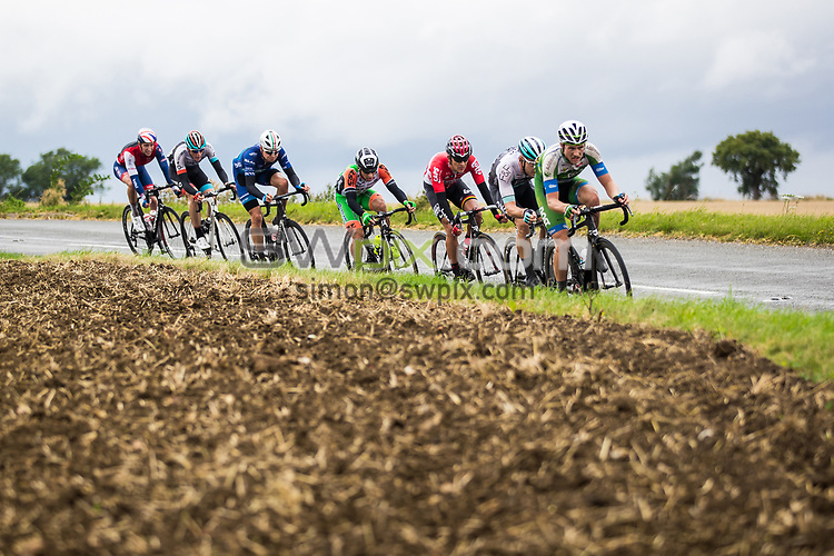 Picture by Alex Whitehead/SWpix.com - 08/09/2017 - Cycling - OVO Energy Tour of Britain - Stage 6, Newmarket to Aldeburgh.