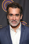 Brian d'Arcy James attends The 69th Annual Outer Critics Circle Awards Dinner at Sardi's on May 23, 2019 in New York City.
