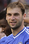 23 May 2013:  Branislav Ivanovic (2)(SRB) of Chelsea.  Chelsea F.C. was defeated by Manchester City 3-4 at Busch Stadium in Saint Louis, Missouri, in a friendly exhibition soccer match.