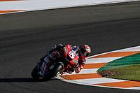 16th November 2019; Circuit Ricardo Tormo, Valencia, Spain; Valencia MotoGP, Qualifying Day; Andrea Dovizioso (Ducati)   - Editorial Use