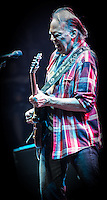Neil Young performs at Voodoo Fest 2012 in New Orleans, LA