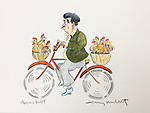 &quot;Monsieur Poulet&quot;<br />