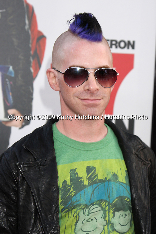 Seth Green  arriving at the 17 Again Premiere at Grauman's Chinese Theater in Los Angeles, CA on April 14, 2009.©2009 Kathy Hutchins / Hutchins Photo....                .