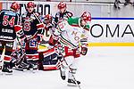 S&ouml;dert&auml;lje 2013-12-12 Ishockey Hockeyallsvenskan S&ouml;dert&auml;lje SK - Mora IK :  <br /> Mora 27 Emil Lundberg deppar efter en missad m&aring;lchans i slutskedet av matchen<br /> (Foto: Kenta J&ouml;nsson) Nyckelord:  depp besviken besvikelse sorg ledsen deppig nedst&auml;md uppgiven sad disappointment disappointed dejected
