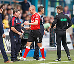 Kenny Miller not pleased at being subbed