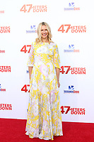 "LOS ANGELES - JUN 12:  Amy Laughlin at the ""47 Meters Down"" Premiere at the Village Theater on June 12, 2017 in Westwood, CA"