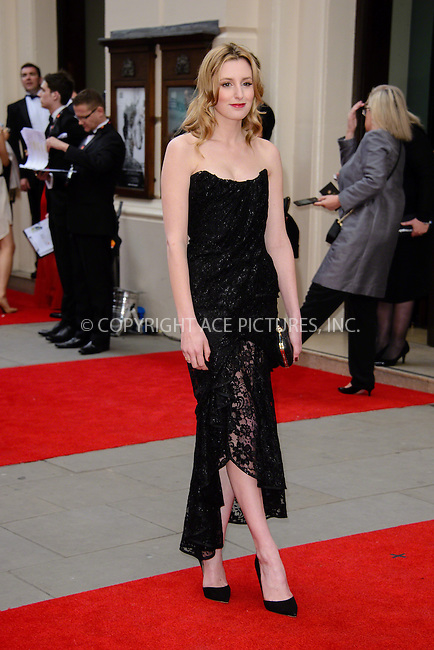 WWW.ACEPIXS.COM<br /> <br /> April 12 2015, London<br /> <br /> Laura Carmichael arriving at The Olivier Awards 2015 at Royal Opera House on April 12 2015 in London<br />  <br /> By Line: Famous/ACE Pictures<br /> <br /> <br /> ACE Pictures, Inc.<br /> tel: 646 769 0430<br /> Email: info@acepixs.com<br /> www.acepixs.com