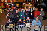 Tralee Members of Amnesty International held a candlelight vigil at the square tralee on Wednesday night to mark the 60th annivsary of the declaration of human rights.   Copyright Kerry's Eye 2008