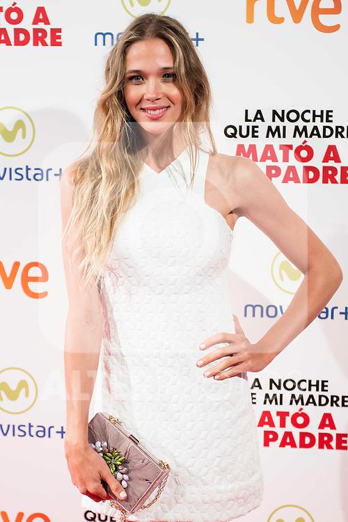 """Patricia Montero during the presentation of the spanish film """"La noche que mi Madre mato a mi Padre"""" at Palacio de la Prensa in Madrid. April 27,2016. (ALTERPHOTOS/Borja B.Hojas)"""