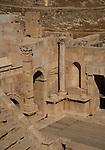 Senate theatre in Jerash