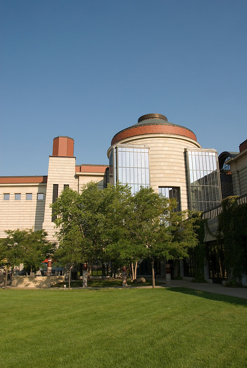 Minnesota, Twin Cities, Minneapolis-Saint Paul: Minnesota History Center in Saint Paul..Photo mnqual287-75276..Photo copyright Lee Foster, www.fostertravel.com, 510-549-2202, lee@fostertravel.com.