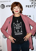 www.acepixs.com<br /> <br /> April 22 2017, New York City<br /> <br /> Frances Fisher arriving at the premiere of 'Awake: A Dream from Standing Rock' during the 2017 Tribeca Film Festival at Cinepolis Chelsea on April 22, 2017 in New York City. <br /> <br /> By Line: Nancy Rivera/ACE Pictures<br /> <br /> <br /> ACE Pictures Inc<br /> Tel: 6467670430<br /> Email: info@acepixs.com<br /> www.acepixs.com